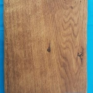 Oak chopping board handcrafted in Ireland