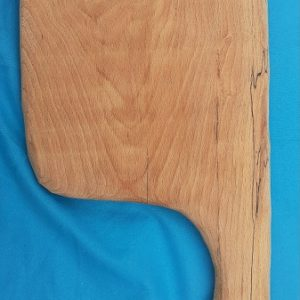Bog man Bog Paddle - Rustic Beech Wood board for dining and food preparation.