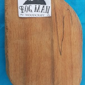 Bog Man Mini-Board. Food boards with a rustic twist.
